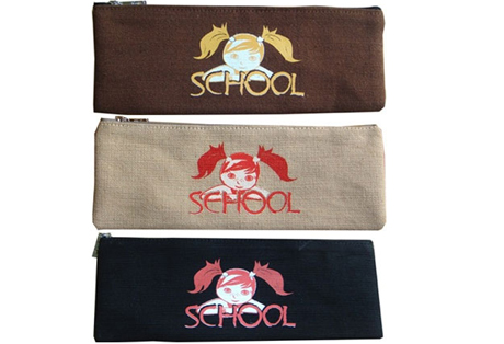 Pencil Pouch of Juco