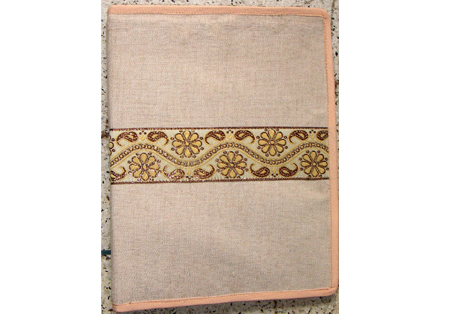 File Folder of Juco with Lace